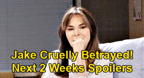 Days of Our Lives Spoilers Next 2 Weeks: Jake Cruelly Betrayed – Xander Rescue Goes Horribly Wrong – Philip Sabotages Brady