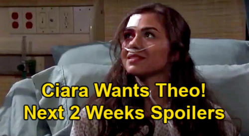 Days of Our Lives Spoilers Next 2 Weeks: Kristen's Plea to Vivian – Ciara Wants Theo – Ben Memory Mission - Surprise Return