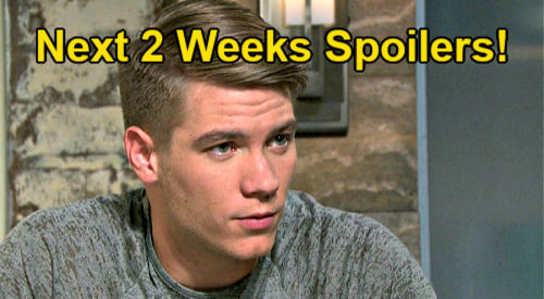 Days of Our Lives Spoilers Next 2 Weeks: Tripp's Heroic Move – Marlena's Wicked Cover-Up – Cops...
