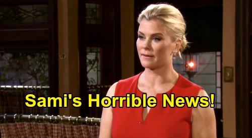 Days of Our Lives Spoilers: Nicole & Eric's Honeymoon Ends in Horror – Newlyweds Come Home to Awful Sami News