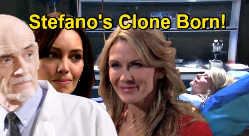 Days of Our Lives Spoilers: Rolf's Special Baby Gift For Kristen - Stefano's Clone To Be Born In 2021?