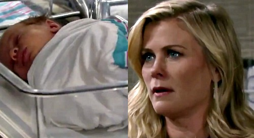 Days of Our Lives Spoilers: Sami's Restraining Order Against Nicole & Eric – Steals Control of Allie's Baby