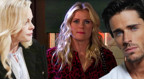 Days of Our Lives Spoilers: Sami the Wedding Crasher Strikes Again – Derails Shawn & Belle's New Nuptials, Sparks Sister Showdown?