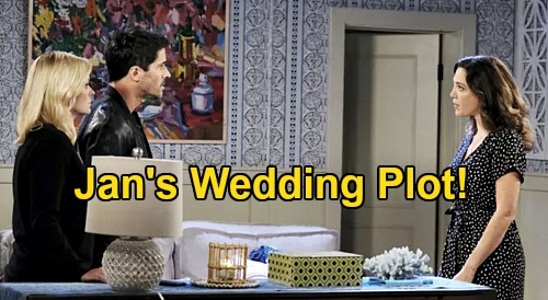 Days of Our Lives Spoilers: Shawn & Belle's Wedding Disaster - Jan Plots to Ruin Shelle's Big Day