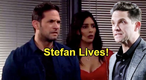 Days of Our Lives Spoilers: Stefan Could Still Be Alive - Will Brandon Barash Play Both DiMera Twins?