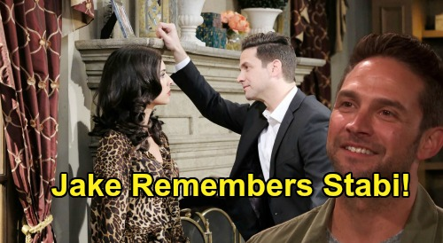 Days of Our Lives Spoilers: Stefan Memories Return While Gabi Gone – Jake Remembers 'Stabi' Story, Desperate to Find True Love?