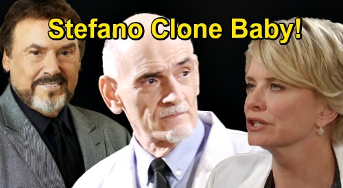 Days of Our Lives Spoilers: Stefano Clone Baby, Dr. Rolf Demands Kayla Be Surrogate for Embryo – DiMera Doc's Wildest Plot Yet