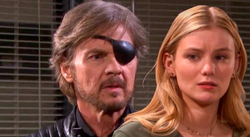 Days of Our Lives Spoilers: Steve Zeroes In On Allie's Story Flaw – Not Tripp's Hand That Grabbed Wrist, Held Her Down