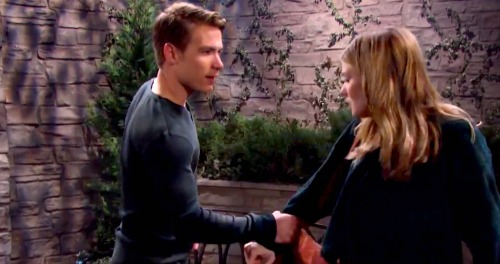 Days of Our Lives Spoilers: Theo Hacks System, Proves DNA Test Results Changed - Tripp Framed as Allie's Baby Daddy?