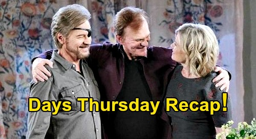 Days of Our Lives Spoilers: Thursday, August 6 Recap - Lani & Eli Twins - Gabi Meets With Li Shin - Steve & Kayla Evening Ruined