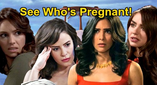 Days of Our Lives Spoilers: Top 4 Pregnancy Contenders – Which DOOL Character is Expecting a Baby Next?