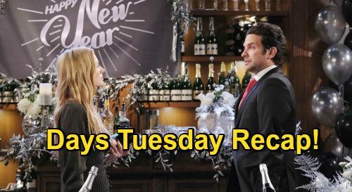 Days of Our Lives Spoilers: Tuesday, December 29 Recap - Abigail Solves Jake & Kate Affair - Jennifer Wants Jack Back