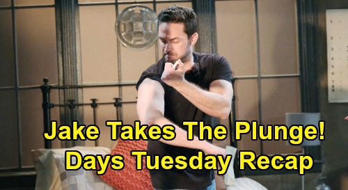Days of Our Lives Spoilers: Tuesday, July 14 Recap