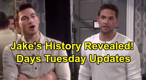 Days of Our Lives Spoilers: Tuesday, June 2 Update – Claire's First Step Home – Jake Admits Past Details - Sarah's Insane Rage