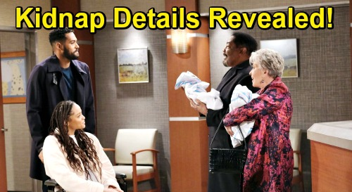 Days of Our Lives Spoilers: Twins Kidnapping Details, How Jackée Harry's Debut as Paulina Fits – Eli & Lani Connection Explained