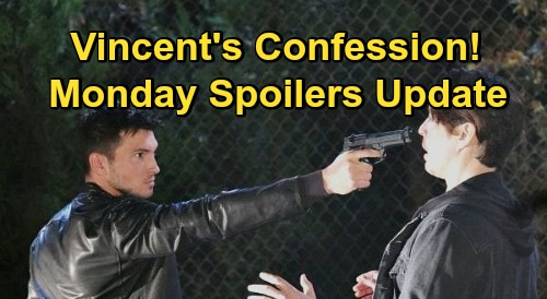 Days of Our Lives Spoilers Update: Monday, November 2 – Tripp Confesses Graveside - More Ciara 'Death' Details - Eli's Sleep Slip