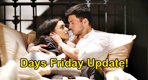 Days of Our Lives Spoilers Update: Friday, August 20 – Ben's Romantic Proposal – Belle's Devastating Delivery