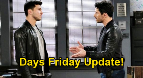 Days of Our Lives Spoilers Update: Friday, February 19 – Ciara's Desperate Plea to Evan – Ben's Failure – Belle Warns Claire