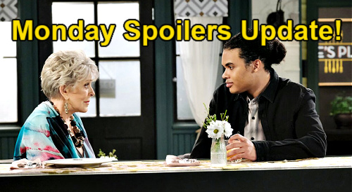 Days of Our Lives Spoilers Update: Monday, July 5 – John & Marlena's Special Night - Theo's Wedding Bomb – Chanel Blasts Paulina