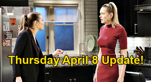 Days of Our Lives Spoilers Update: Thursday, April 8 – Gwen's Pregnancy – Jake's Bad News - Ava's Tearful Confession