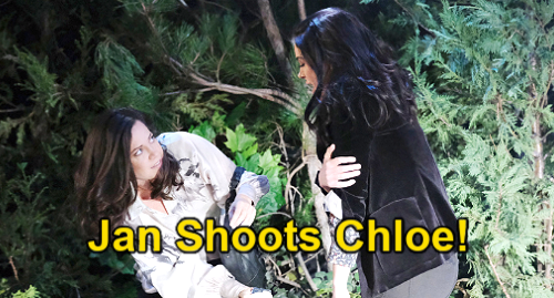 Days of Our Lives Spoilers Update: Thursday, June 3 – Chloe Shot - Paulina's Emergency – Ben's Cabin Fire Surprise