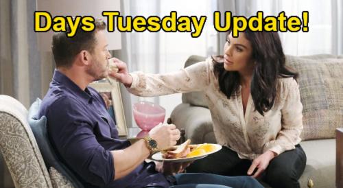 Days of Our Lives Spoilers Update: Tuesday, February 16 – Ben's Plan B – Ivan's Farewell – Chloe & Brady's Bond Worries Susan