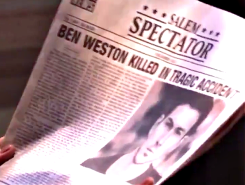 Days of Our Lives Spoilers Update: Week of March 1 – Ciara Sobs Over Ben's Tragic Newspaper Death Report – Xander's Kilt Disaster