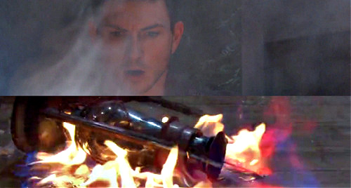 Days of Our Lives Spoilers Update: Week of May 31 – Ben Triggers Cabin Fire Trap, Saves Claire – Chloe Attacks Jan