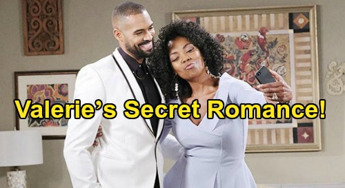 Days of Our Lives Spoilers: Valerie's Secret Romance, Stuns Son with New Man – See Who Eli's Mom Gets Caught Kissing