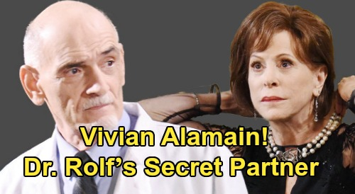 Days of Our Lives Spoilers: Vivian Alamain Is Dr. Rolf's Secret Partner, Drugged Abigail – Stefan's Mom Behind Gabi's Suffering?
