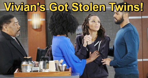 Days of Our Lives Spoilers: Vivian Behind Stolen Twins Plot – Why Lani & Eli's Babies Kidnapped, Evil Plan Revealed?