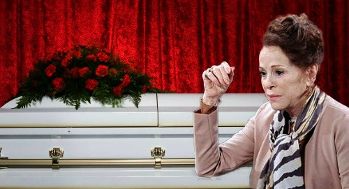 Days of Our Lives Spoilers: Vivian's Funeral - Jake Mourns Mom He Never Really Knew?