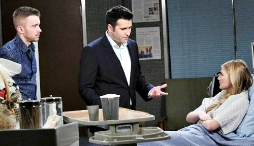 Days of Our Lives Spoilers: Wednesday, August 5 – Ciara & Ben's Reunion – Hope Attacks Vincent – Bonnie's Surprising Request