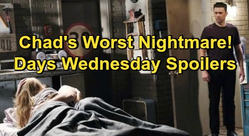 Days of Our Lives Spoilers: Wednesday, November 25 – Chad's Worst Nightmare – Gwen's Thanksgiving Mess – Jack Faces Julie's Wrath
