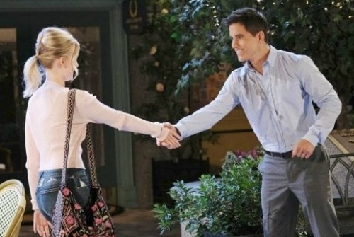 Days of Our Lives Spoilers: Wednesday, October 7 – Nicole Kicks Tripp Out After Allie Fight – Xander Fired – Charlie & Claire Date