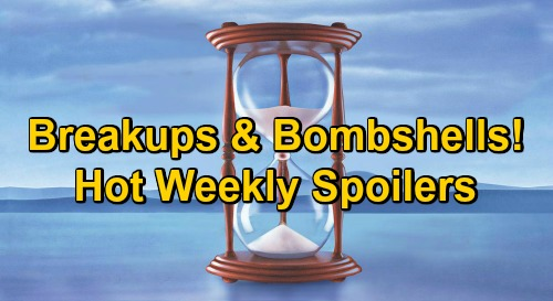 Days of Our Lives Spoilers: Week of November 30 – Tripp's Big Bombshell – Jake's Tough Choice – Shawn's New Job – Shocking Breakup