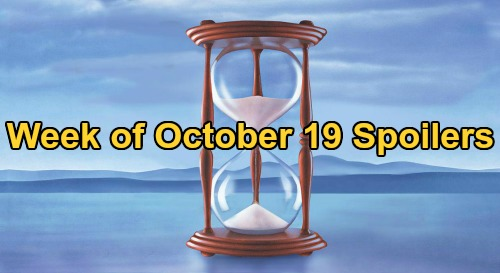Days of Our Lives Spoilers: Week of October 19 – Ben Sees Ciara - Blackout Drama, Orpheus, Clyde & Rolf Chaos - Jan Ambush