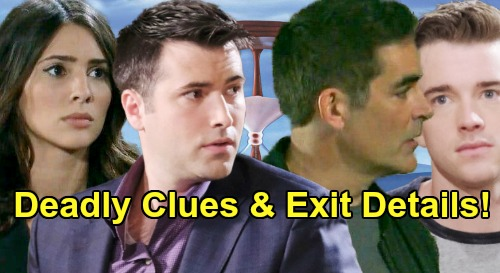 Days of Our Lives Spoilers: What Leads to Gabi, Rafe, Will and Sonny's Exits - Deadly Clues & Departure Details