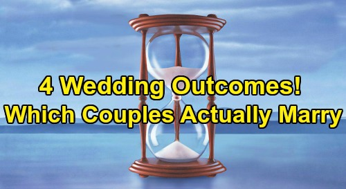 Days of Our Lives Spoilers: Which Couples Will Actually Marry – Four Wedding Outcomes Revealed, What DOOL Fans Can Expect