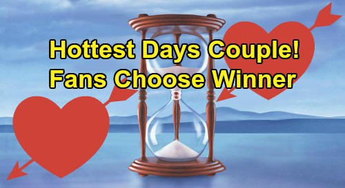 Days of Our Lives Spoilers: Which DOOL Couple Is the Hottest? – Fans Pick Who Sizzles Most