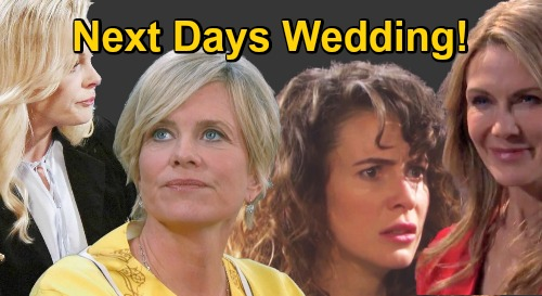 Days of Our Lives Spoilers: Which DOOL Couple Ties the Knot Next? – 4 Exciting Weddings That Need to Happen