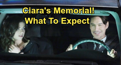 Days of Our Lives Spoilers: Will Ciara Get a Memorial Service? – How DOOL Handles Victoria Konefal Exit and Tragic Aftermath