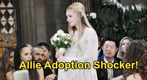Days of Our Lives Spoilers: Will & Sonny Become Daddies Again After Allie's Shocker – Sneaky Sami Causes Adoption Mess