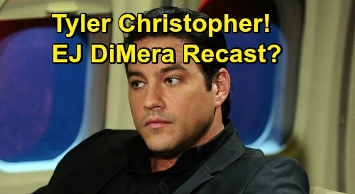 Days of Our Lives Spoilers: Will Tyler Christopher Return as EJ DiMera Recast - Comeback For DOOL Fan Favorite?