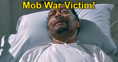 Days of Our Lives Spoilers: Abe Victim of Mob War - Jake & Carmine's Showdown Ends in Disaster
