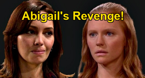 Days of Our Lives Spoilers: Abigail's Revenge on Gwen – Marci Miller's Return Reignites Feud, Lying Half-Sister Must Pay