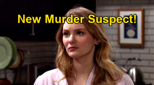 Days of Our Lives Spoilers: Allie's Guilt on Full Display, Rafe's New Murder Suspect - Charlie Investigation Takes Shocking Turn