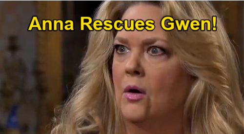 Days of Our Lives Spoilers: Anna Rescues Gwen from DiMera Tunnels – Abigail & Gabi's Drastic Kidnap Scheme Exposed