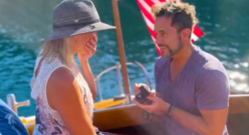 Days of Our Lives Spoilers: Arianne Zucker Engaged to DOOL Alum Shawn Christian – See Amazing Boat Cruise Proposal Story