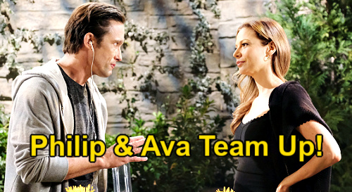Days of Our Lives Spoilers: Ava & Philip Alliance Back On – Team Up To Destroy Gabi